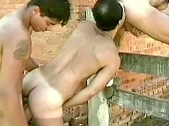 Gay sexual act orgy
