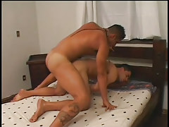Latin dick coed dug by fat hunk in 2 episode