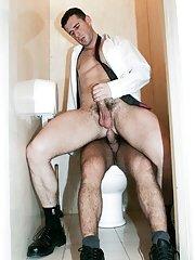 Rod Stevans::Tim Black in Faggot XXX Pictures