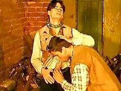 Alluring homo cowboys