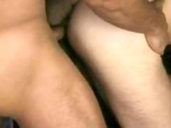 Handsome gays in anal deed