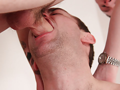 A Hard Fuck For Unshaved Lincoln - Daniel Scott And Lincoln Gates