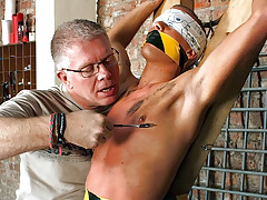 Slave Boi Made To Squirt - Kenzie Mitch And Sebastian Kane