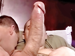 Servicing A Big Straight Dick - Blaze