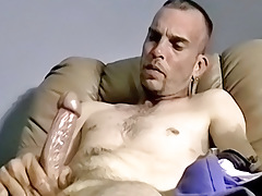 Hairy Dicked Ryan Jacks It - Ryan