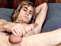 Country Dude sub Penis Stroking - Carl Alexander