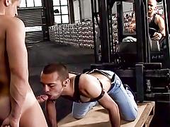Sex Pigs : Eduardo Cortez, Thom Barron