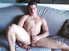Seth Submissive Dildo, Scene 01