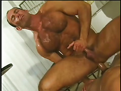 Hot navy stallion getting taste of cock in 7 episode