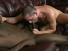 His First Dark Cock