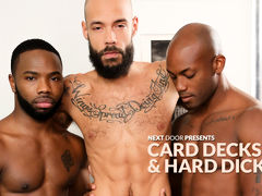 Card Decks & Hard Knobs