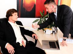 Office Man-lovers #05, Scene #03