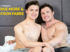 Markie More & Grayson Fabre