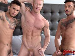 Johnny, Seth & Cris