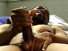 Black gay delightful valuable anal reaming