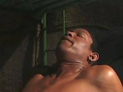 Remarkable black stud takes it anally