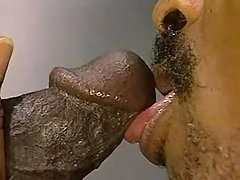Eager black gay gains pushed heavily