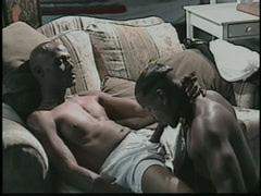 Ebony Gangsta Man-lover