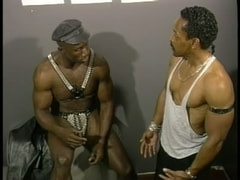 Ebony Gangsta Homo