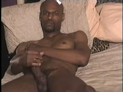 Ebony Gangsta Man-lover