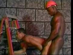 Black Gangsta Homo