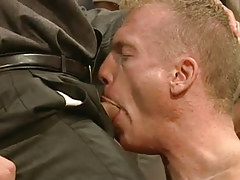 Gay stud vast jaws hard cock