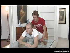 Gracious twink purchases anal fuck behind