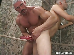 Silver ripe gay mad dildofucks poor gay