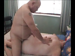 Plump ready gay fucking unyielding ass behind