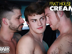 Frat House Cream Episode 2: Truck Load - NakedSword Originals