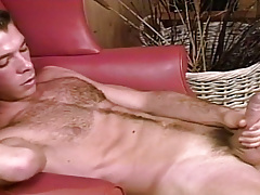 Sean Patton pops a video of without circumcision stud Marc Brody !